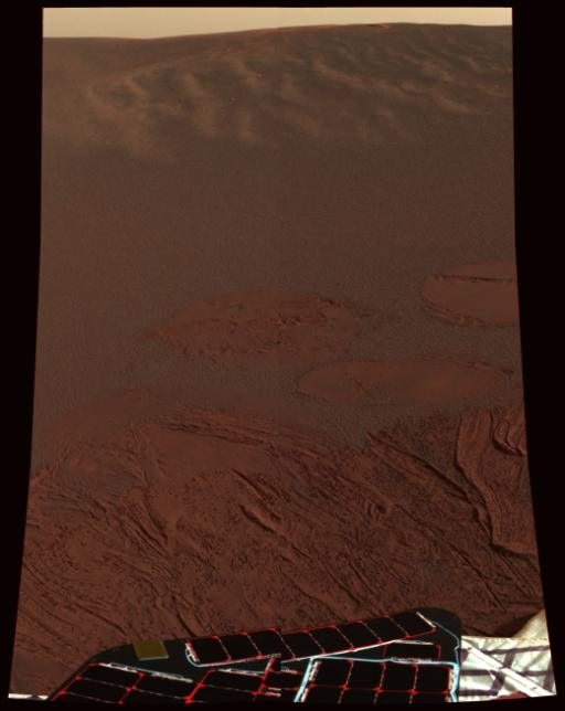 Postcard from Opportunity
